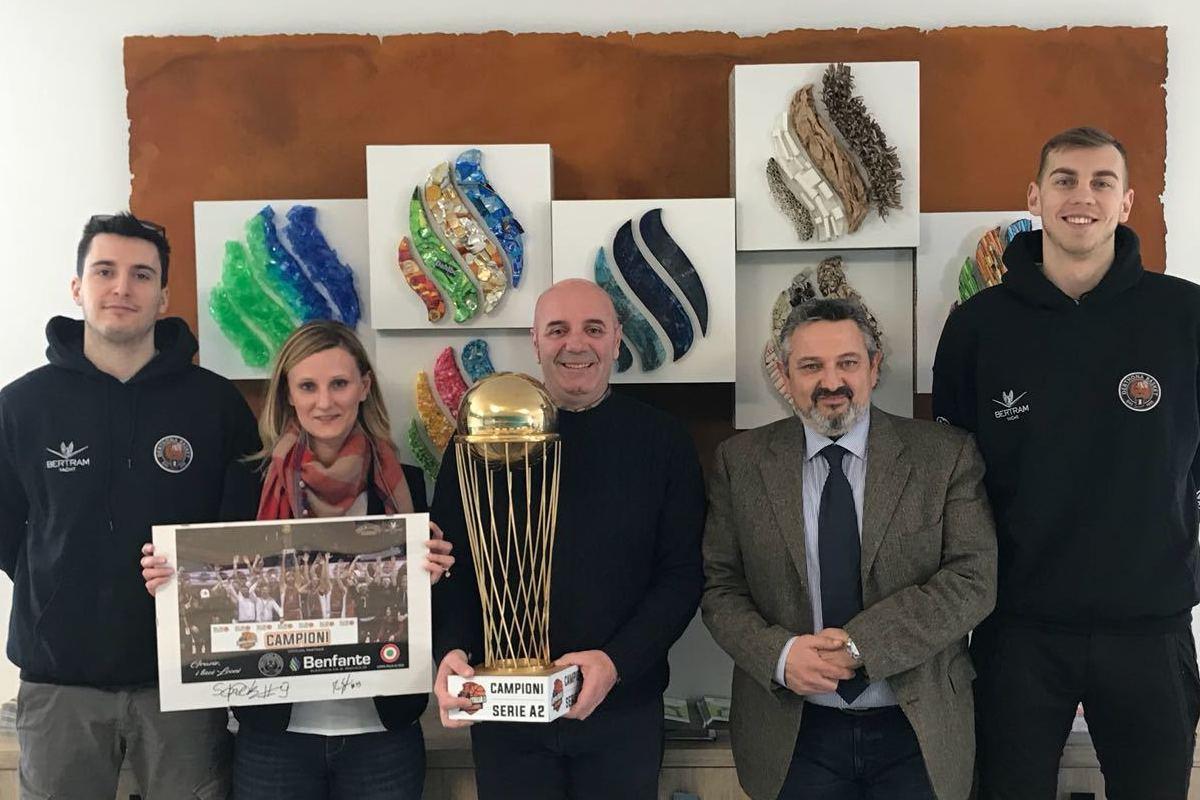 8e2fc7e45fcd26 Derthona Basket Tortona vince la Coppa Italia di Serie A2 - Benfante SPA